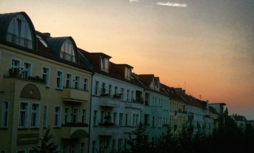 Berlin früh am Morgen