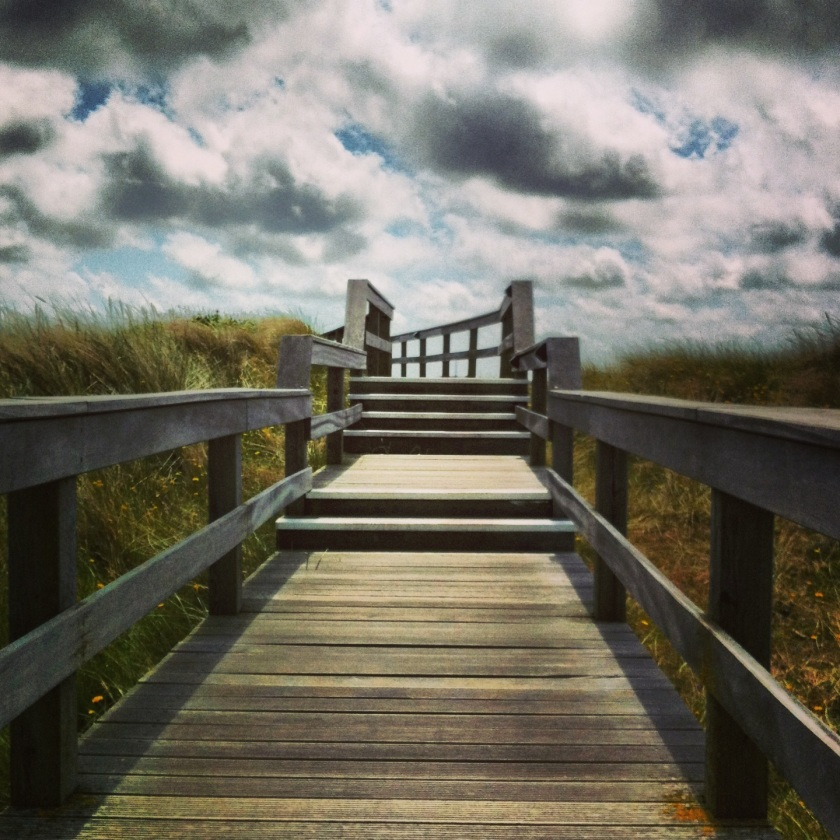 Sylt, Boardwalk, Open End, Kathriness