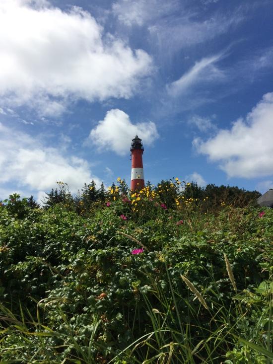 Leuchtturm auf Sylt (c) Kathrin Eß 2016 / Die Ferienwohnung
