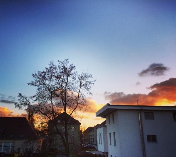 Sehnsucht/Sonnenuntergang (c) Kathrin Eß 2016