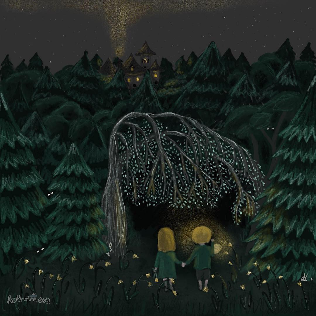theforest_illustration2018_kathriness